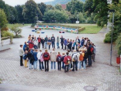 Stadtspiel in Laufenburg