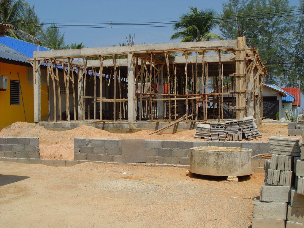Bild vom Wiederaufbau