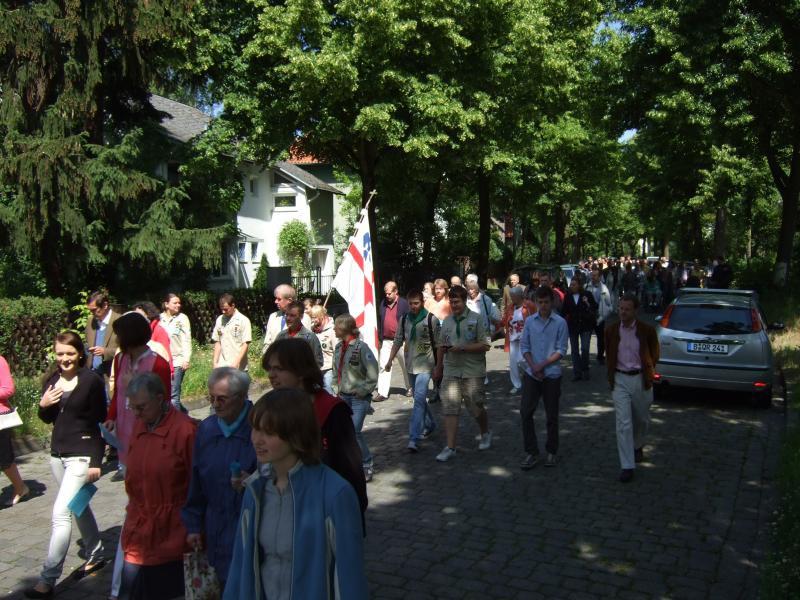 Die Prozession